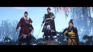 [Total War: THREE KINGDOMS] 손견 인게임 트레일러