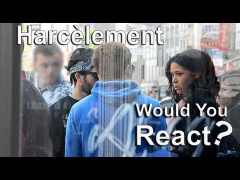 Expérience sociale #2: HARCELEMENT DE RUE