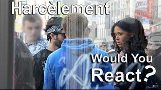 Expérience sociale #2: Le Harcèlement de rue !