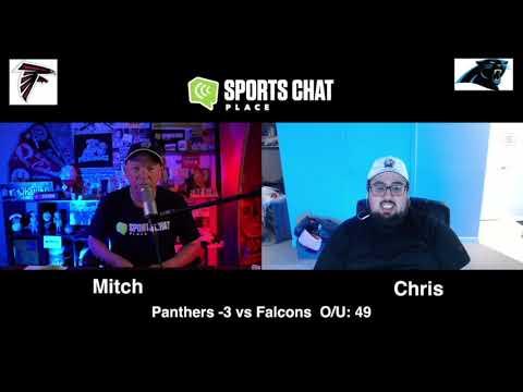 Atlanta Falcons at Carolina Panthers Thursday 10/29/20 NFL Picks & Predictions Week 8
