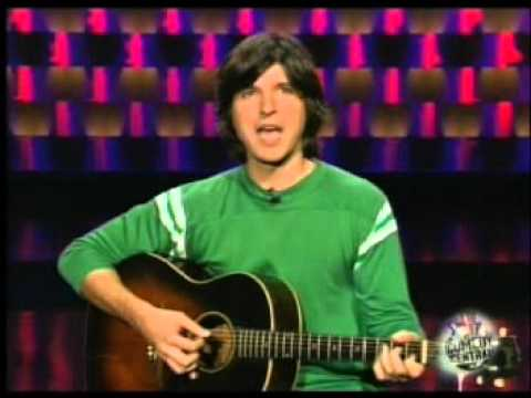 Demetri Martin on Conan 6 13 04