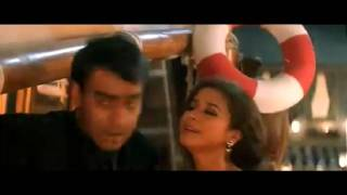 Qayamat Qayamat song - Ajay and Urmila Hindi movie Deewane