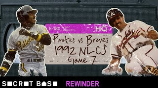 The Atlanta Braves\' last-ditch comeback vs. the Pittsburgh Pirates needs a deep rewind | 1992 NLCS