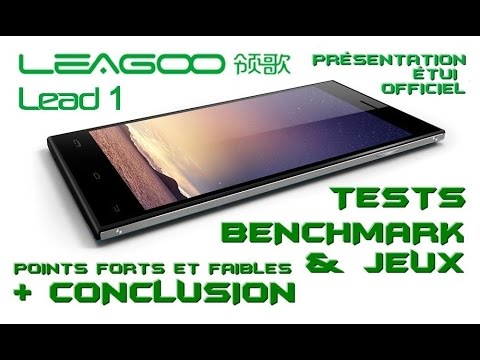 Conclusion & Tests - LEAGOO Lead 1 (Vidéo chapitrée)