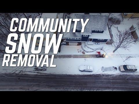 Neighbors Working Together - SnowBuddy