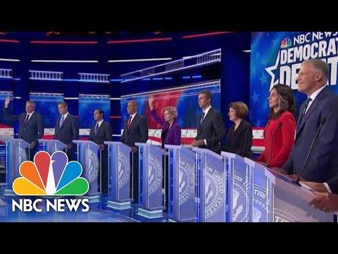 Would Democratic Candidates