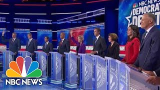 Would Democratic Candidates Get Rid Of Private Health Insurance? | NBC News
