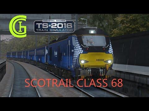 CGI - Episode 1 - Train Simulator Class 68 DLC