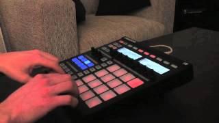 Native Instruments - Maschine Live Jazz Dnb Demo - With ProducerTechcom