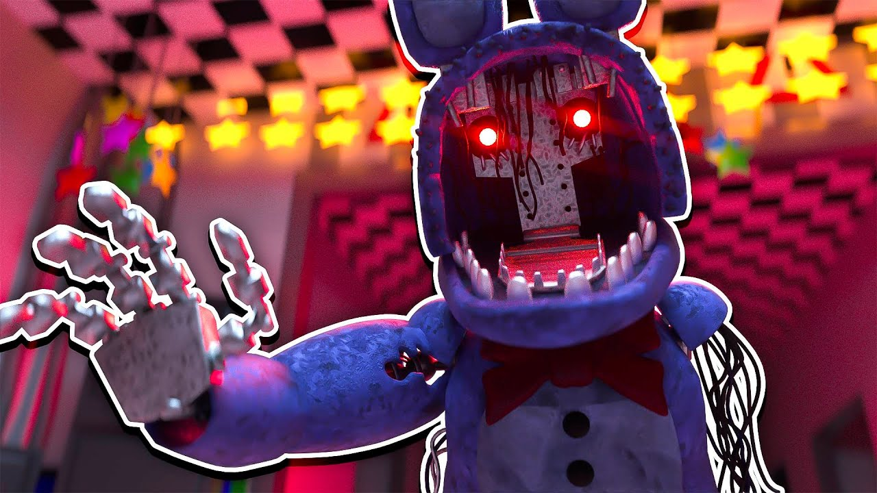 Withered Bonnie | Minecraft Five Nights at Freddy's Roleplay