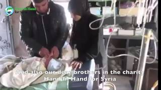 Hand In Hand for Syria's hospital in Hama