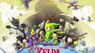 The Legend of Zelda - Wind Waker HD Music: Gohdan Resimi
