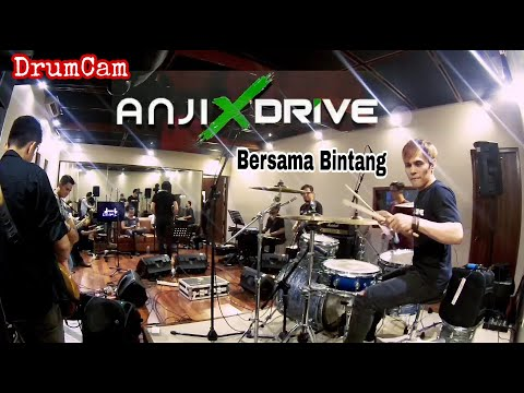 Drive - Bersama Bintang  (DrumCam)
