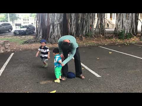 Honolulu Trip | Kids run free | 05.27.17