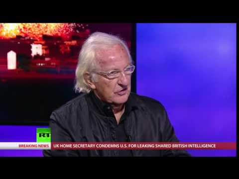 """""""It's an awful event"""" - John Pilger on #ManchesterAttack"""