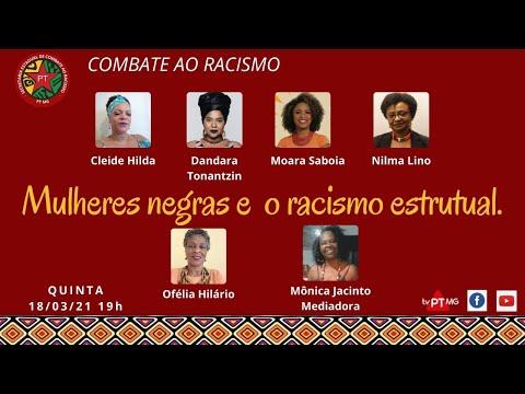 TVPT MG | COMBATE AO RACISMO -  MULHERES NEGRAS e o RACISMO ESTRUTURAL