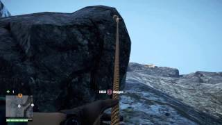 How to get the AMR/BUZZSAW in FC4 Valley of the Yeti