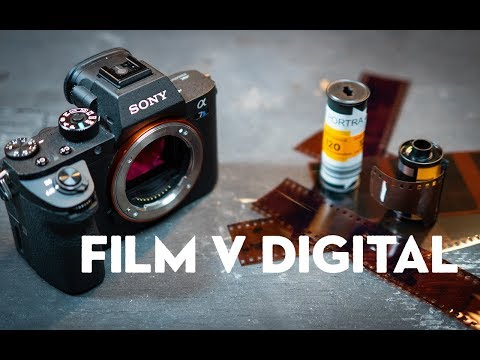Film vs. Digital: Comparing Medium Format, 35mm, and Mirrorless | Photography Tips