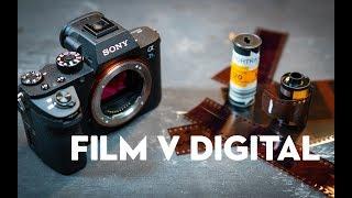 Film vs. Digital: Comparing Medium Format, 35mm, and Mirrorless | Photography Tips