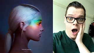 Reacting to ''No Tears Left to Cry'' by Ariana Grande