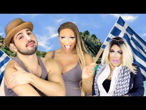 It Ain't Me Parody | I'm in Greece (Selena Gomez and Kygo)