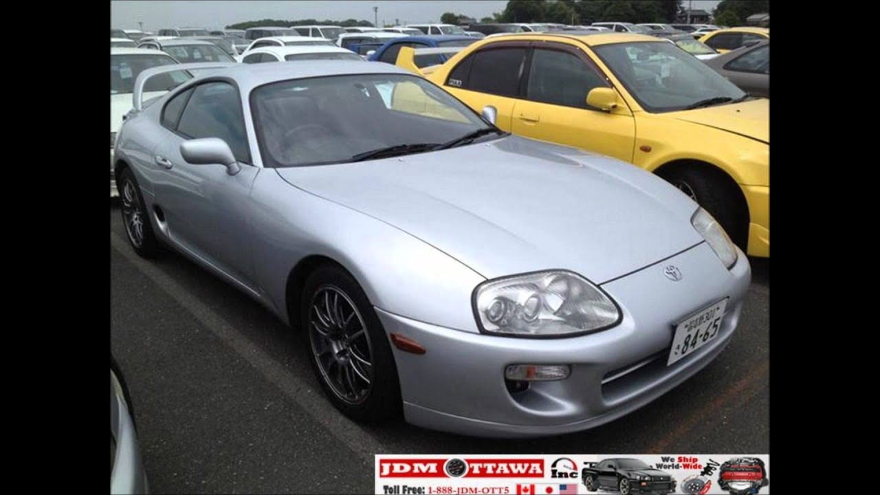 jdm toyota supra rz twin turbo trd 320km 6 speed in transit to toronto jdm cars for sale. Black Bedroom Furniture Sets. Home Design Ideas
