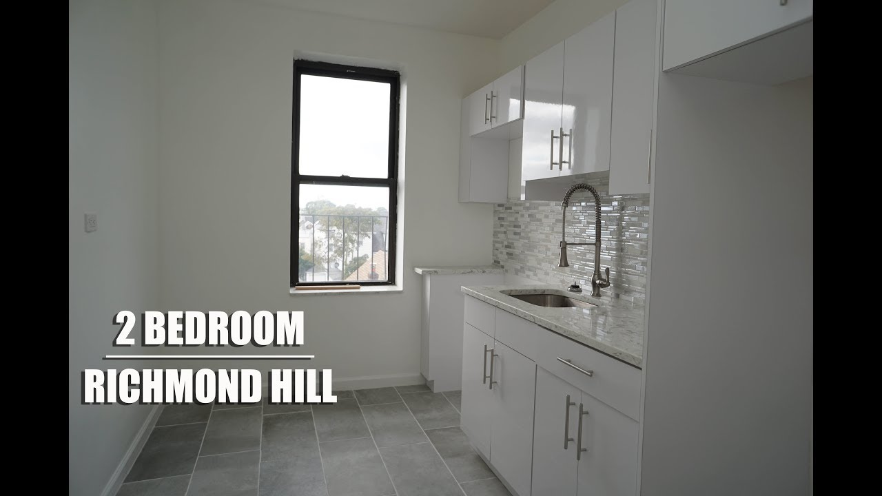 All New 2 Bedroom Apartment For Rent Richmond Hill Queens