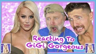 Montana guys react to gigi gorgeous!