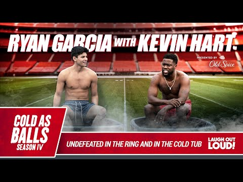 Ryan Garcia Talks To Kevin Hart about becoming the best and his next fight | Cold As Balls S4