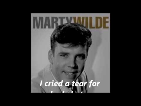 Teenager in Love MARTY WILDE (with lyrics)