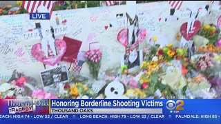 Memorial Grows For Victims Of Borderline Bar & Grill Shooting