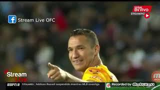Pachuca vs Tigres. (Resmen de tanda de penales)