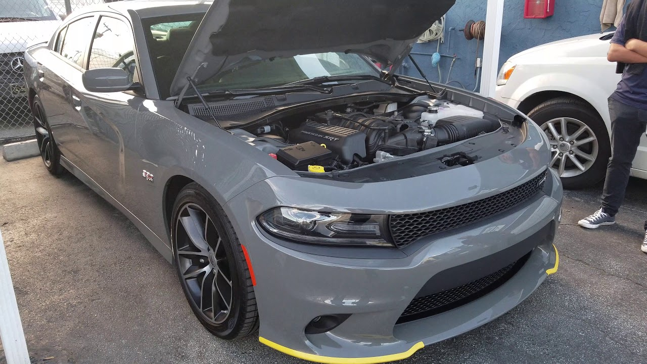 Dodge Charger Powered By A 6 4l V8 Srt Hemi 485hp 475 Torque Youtube