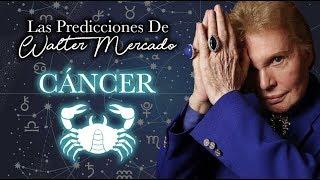 Las predicciones de Walter Mercado para Cáncer 2018