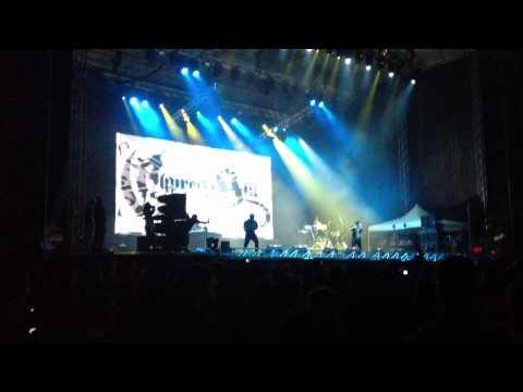 Cypress Hill  Lick A Shot  @ Elevation Festival Sofia Bulgaria 2012