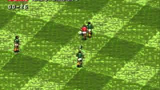 Sega Genesis-Megadrive Total Football .flv