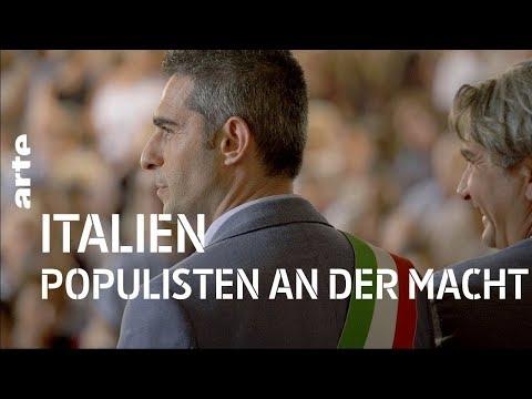 Italien und die Populisten  Eine Gefahr für Europa? GERMAN DOKU