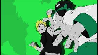 Hand to Hand Fighting (武道) Sakuga MAD