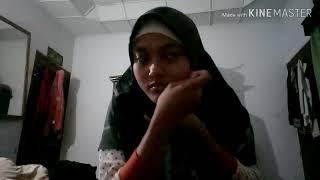Meniru jilbab para guru di sekolah