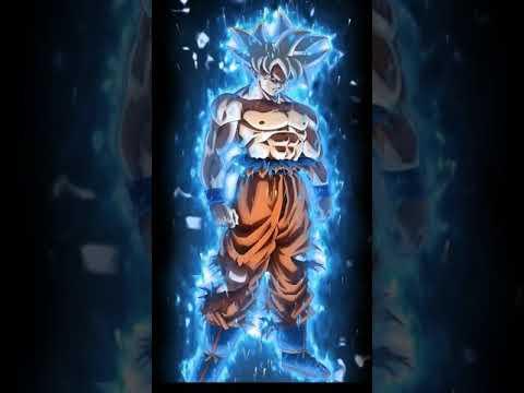 Fondo Goku Transformación.  (Link en la descripción)