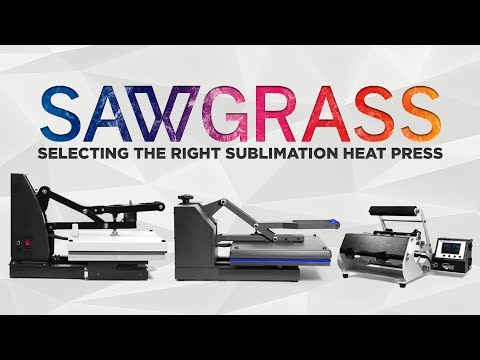 Start A Business Series - How To Select The Right Heat Press