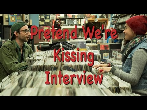 Pretend We're Kissing Interview & Clips
