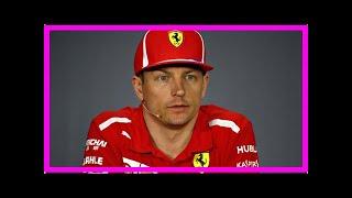 F1 news: Kimi Raikkonen fires fierce warning at Lewis Hamilton By J.News