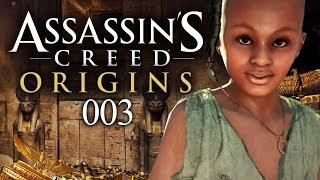 Das Grab 🎮 ASSASSIN'S CREED: ORIGINS #003