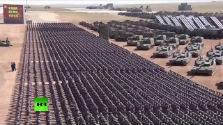 Desfile militar con motivo del 90º aniversario del Ejército Popular de Liberación de China