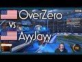 OverZero vs AyyJayy | 1v1  Showmatch