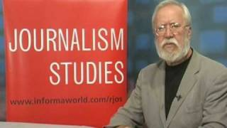 Journal 'Journalism Studies' August 2010