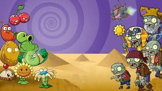 Plants Vs Zombies 2 Gameplay