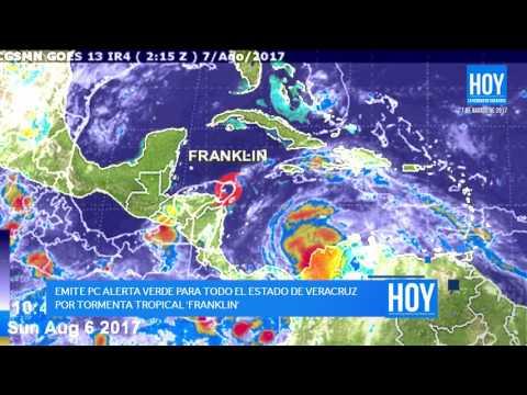 Noticias HOY Veracruz News 07/08/2017