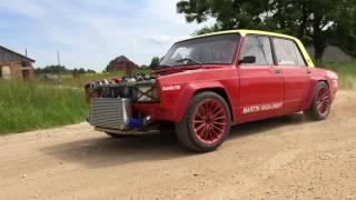 600hp Lada running on BMW V8 thumbnail